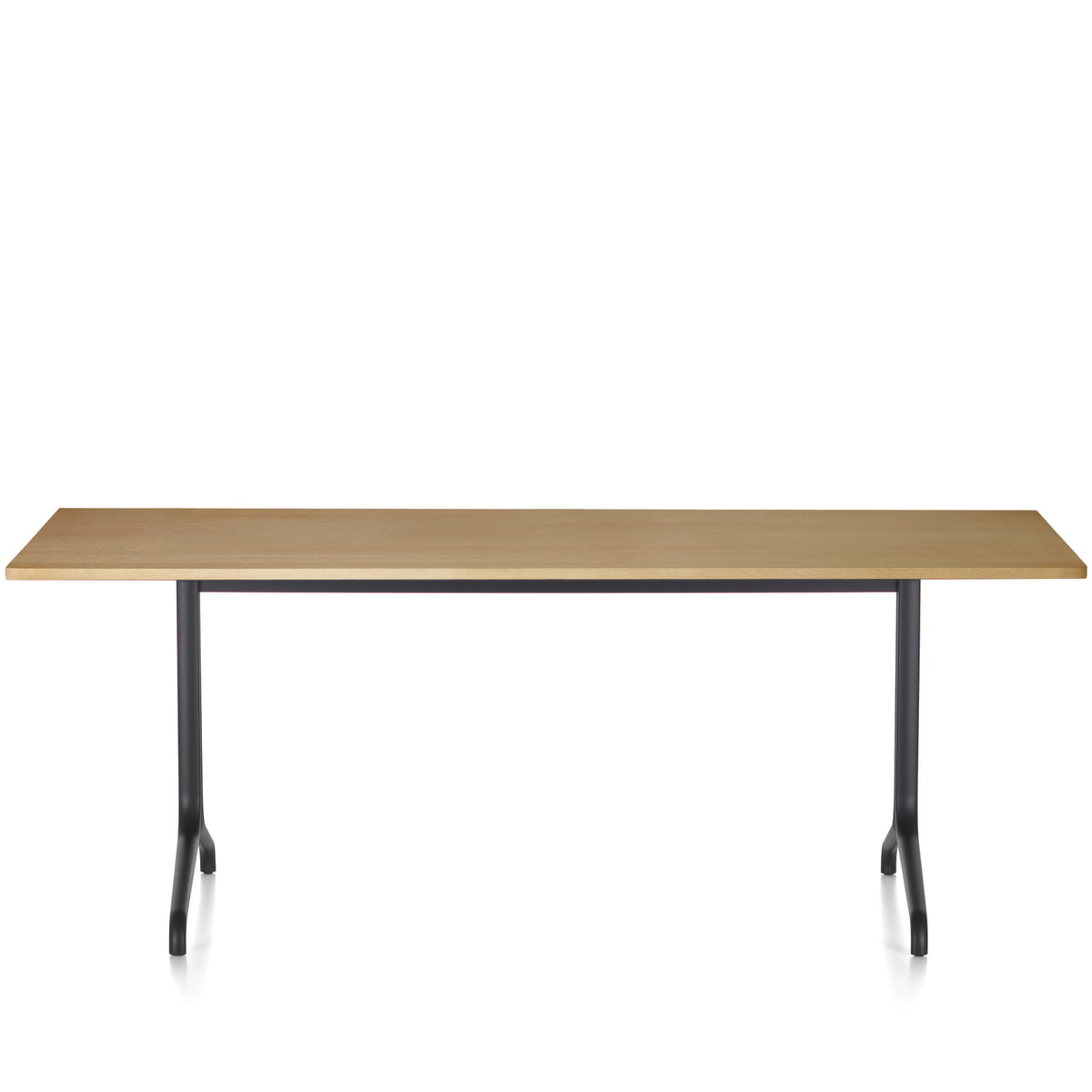 Belleville dining table indoor by Vitra in the shop