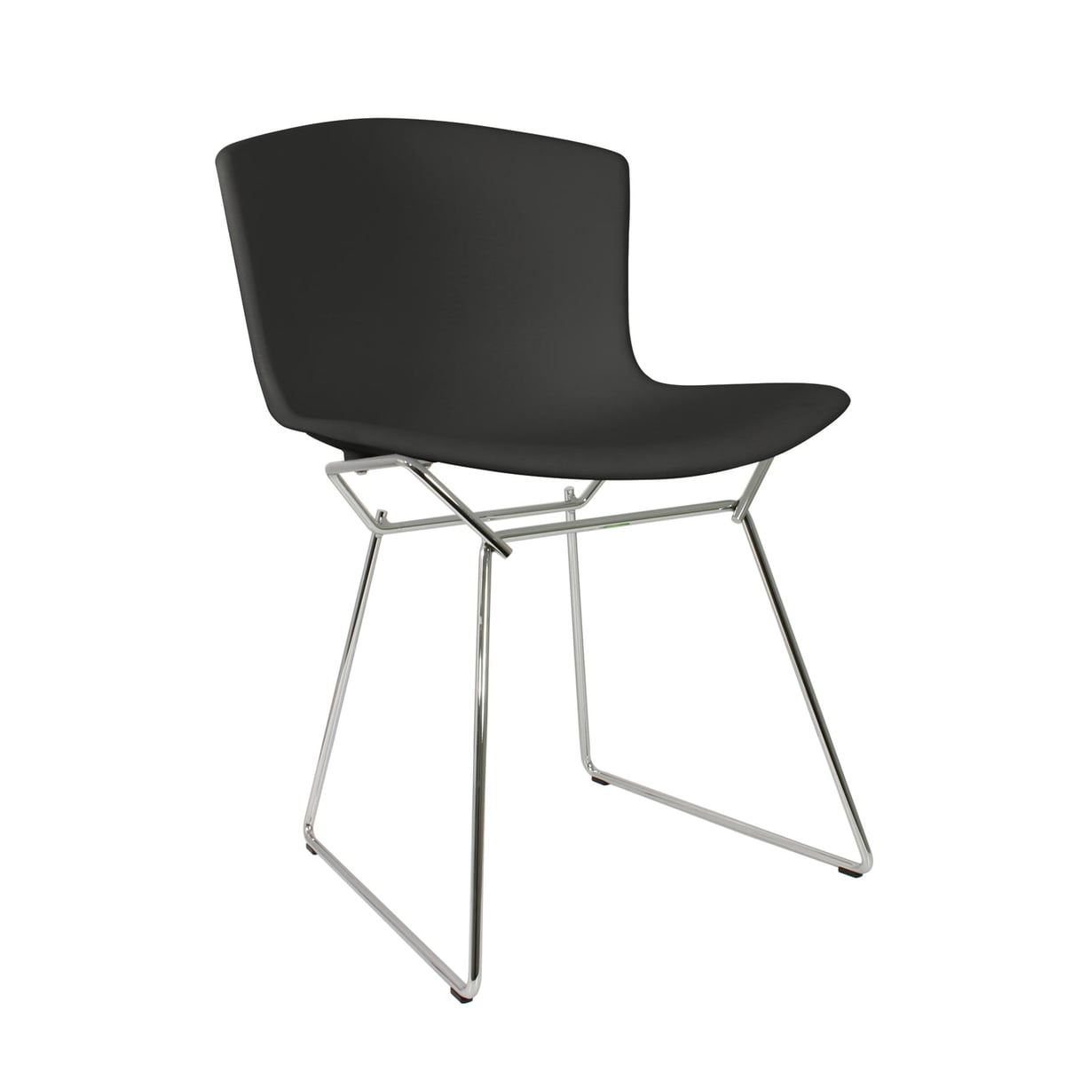bertoia plastic chair by knoll in the shop. Black Bedroom Furniture Sets. Home Design Ideas