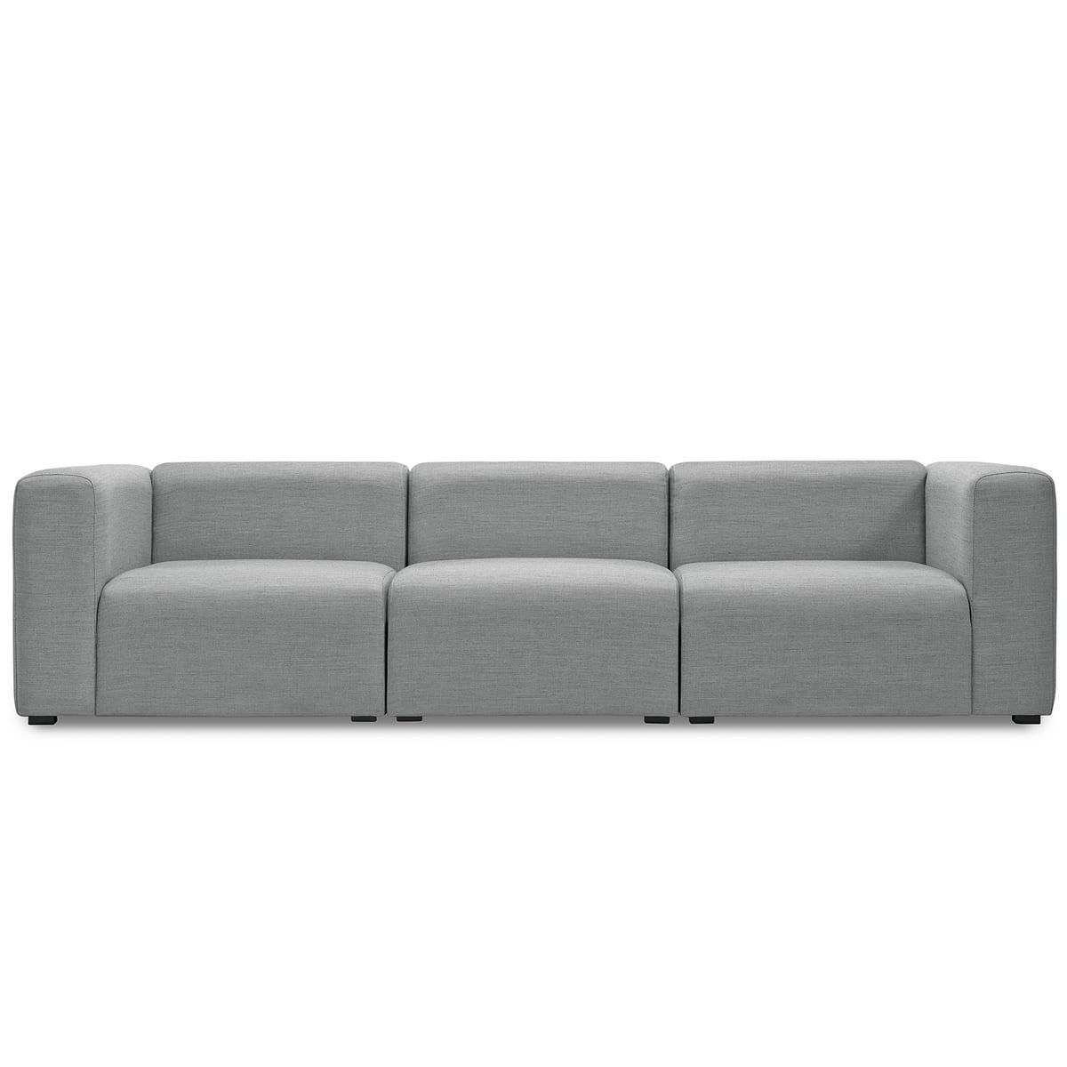 mags sofa 3 seater hay shop. Black Bedroom Furniture Sets. Home Design Ideas