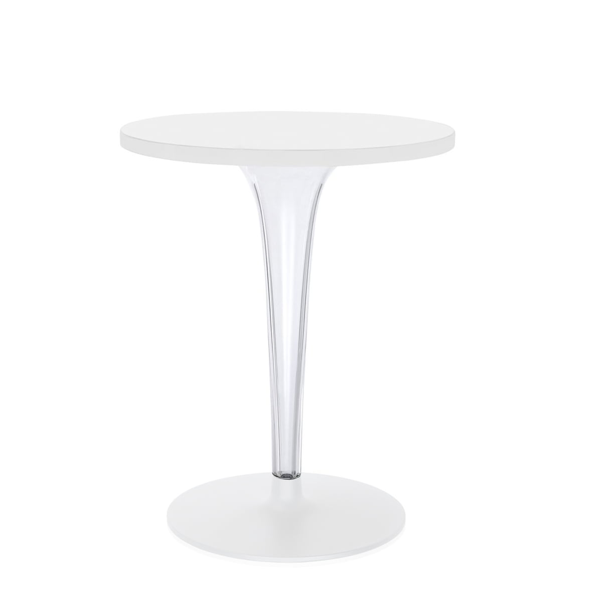 Kartell Round Table Kartell Top Top Table From Kartell In The Shop