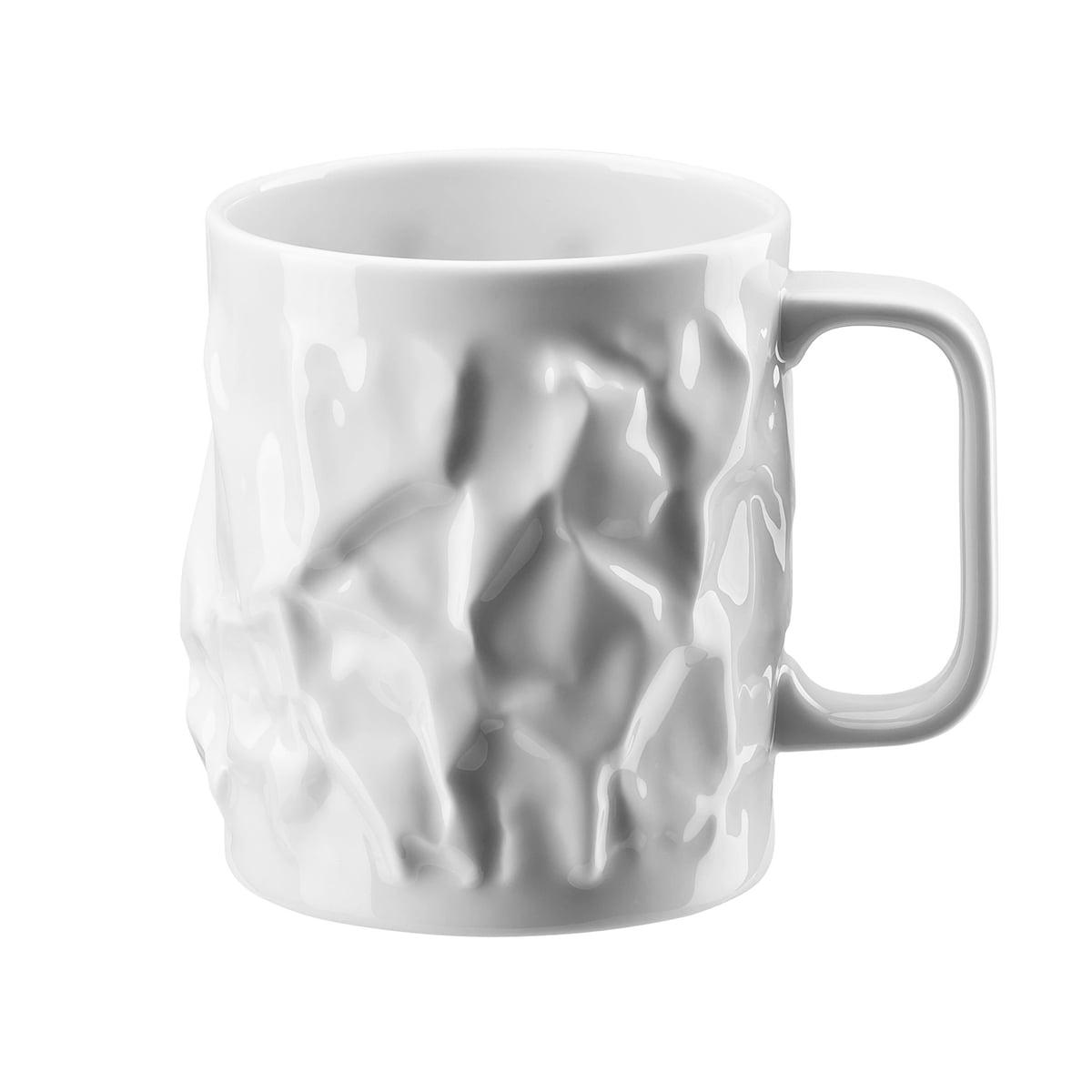 bag vase cup by rosenthal