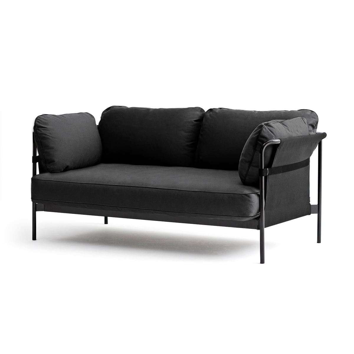 can 2 seater sofa by hay in our interior design shop. Black Bedroom Furniture Sets. Home Design Ideas