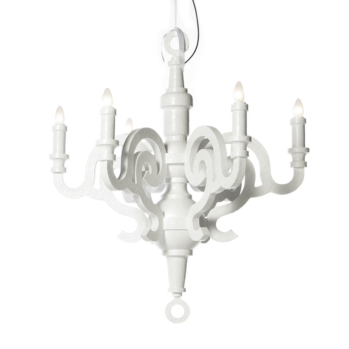 Buy the Paper Chandelier by Moooi online – Moooi Paper Chandelier