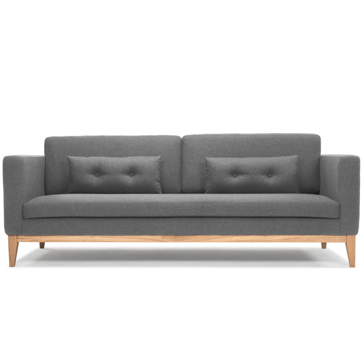 ... The Day Sofa By Design House Stockholm In Light Grey ...