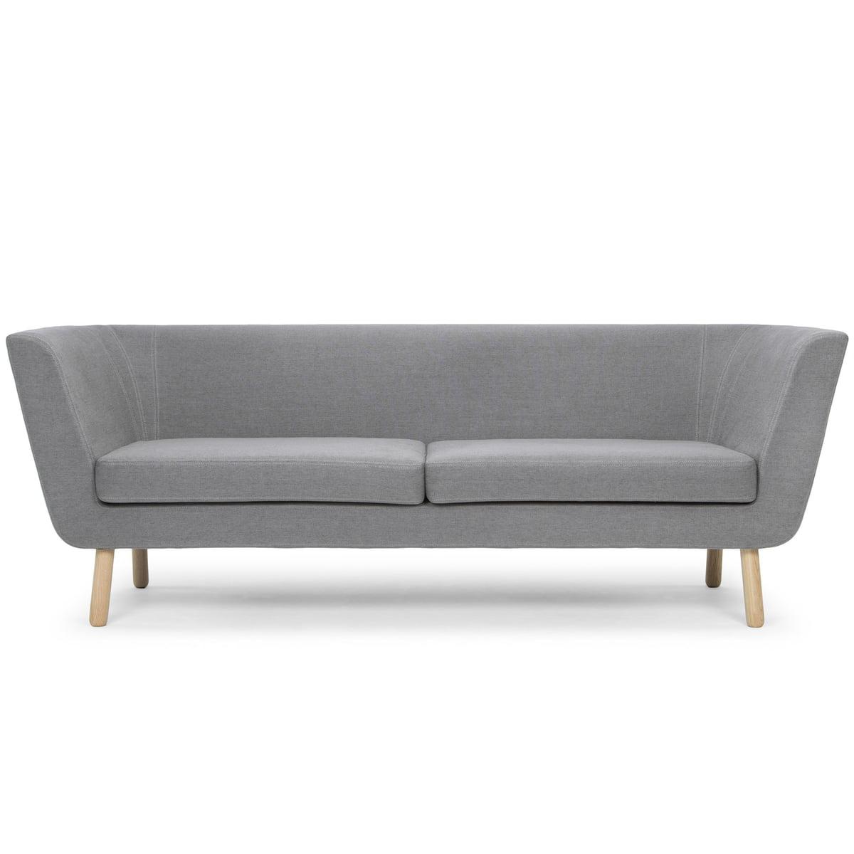 ... Nest Sofa By Design House Stockholm In Light Grey ...
