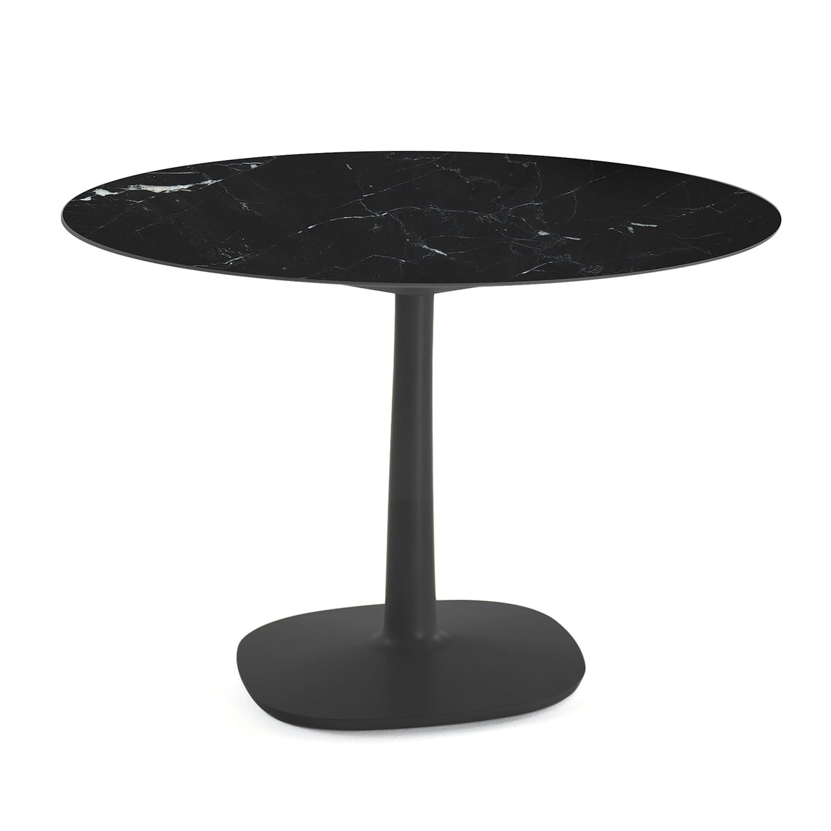 Kartell Round Table Multiplo Bistro Table By Kartell In The Shop