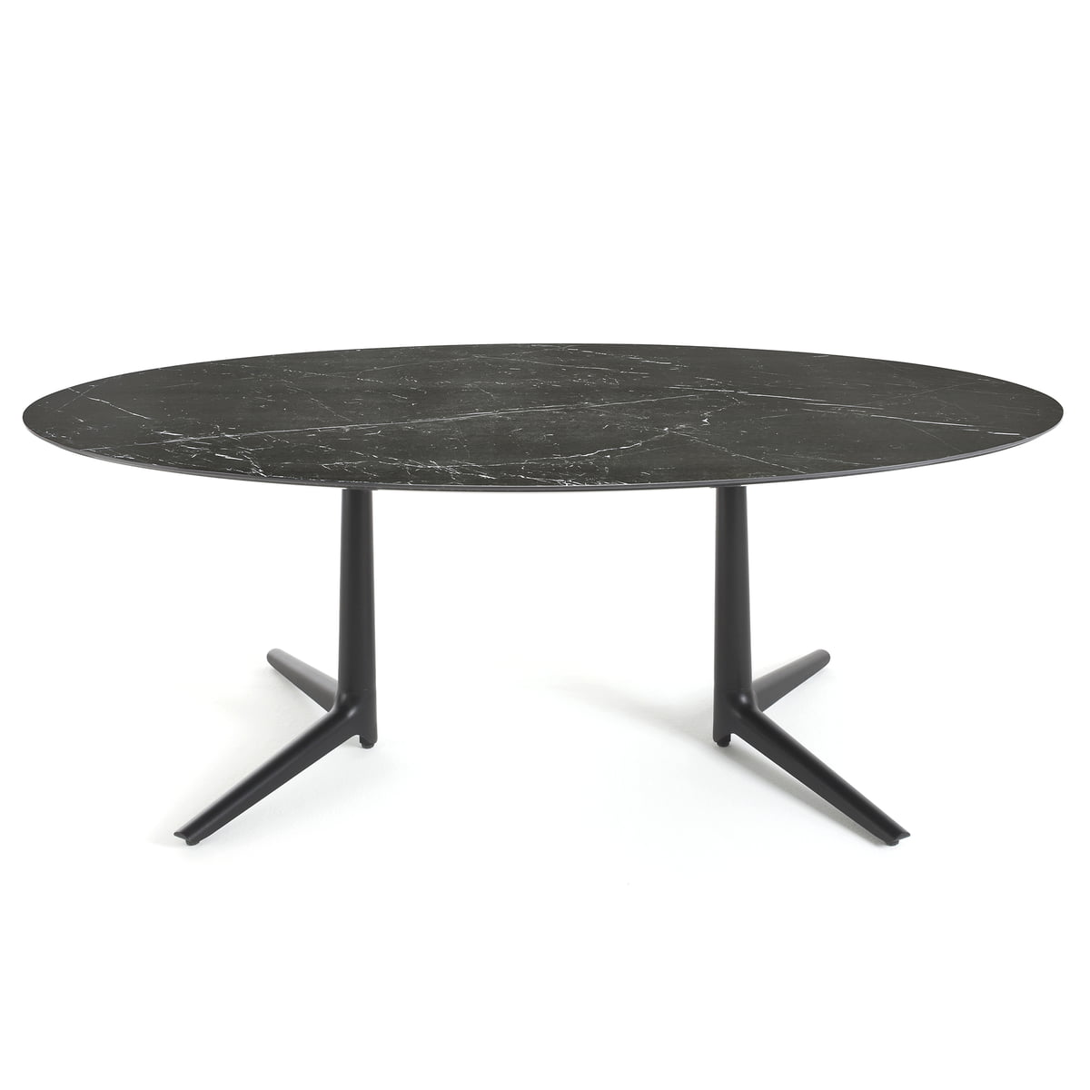 Multiplo dining table by kartell in the shop for Table exterieur kartell
