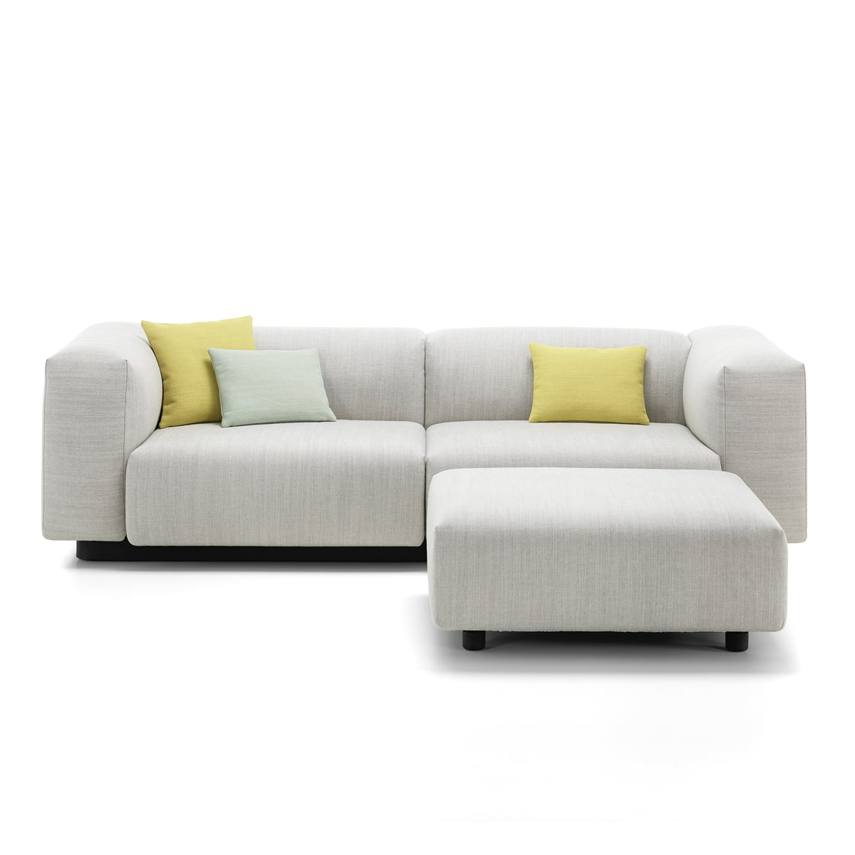 2 seater sofa with chaise furniture sofa sectionals chaise for Chaise and ottoman