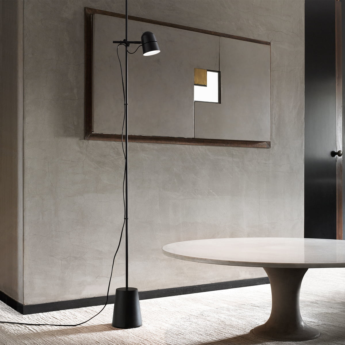Floor Lamp by Luceplan:Counterbalance Floor Lamp by Luceplan,Lighting