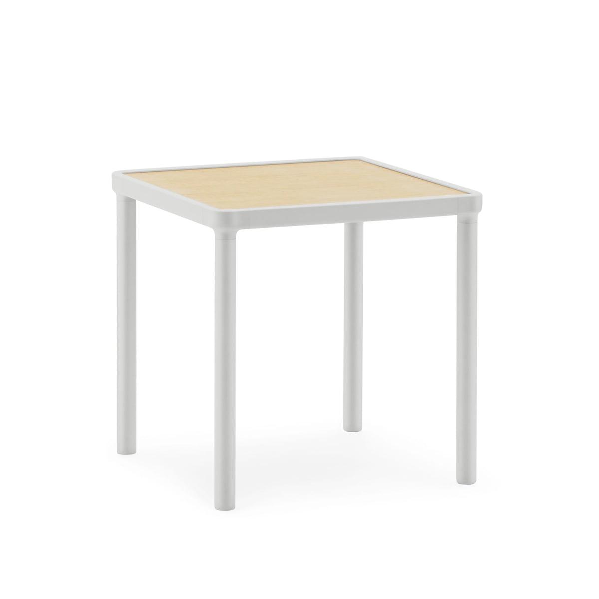 Case coffee table small 40 x 40 cm by normann copenhagen for Table exterieur 40 cm