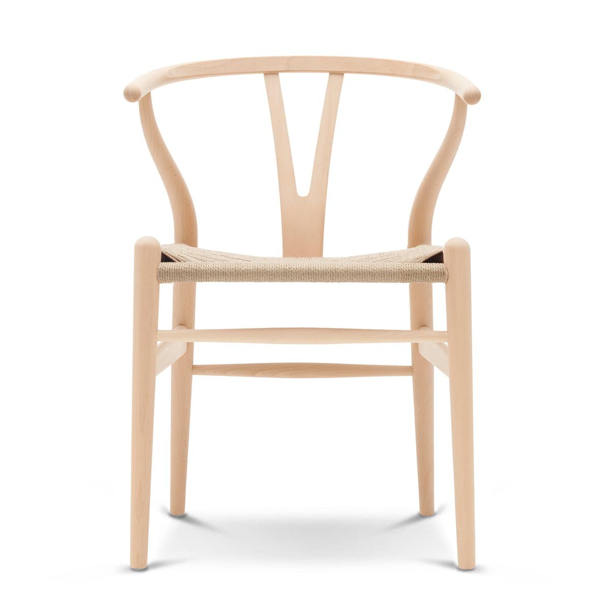 Wishbone Chair CH24 by Carl HansenConnox