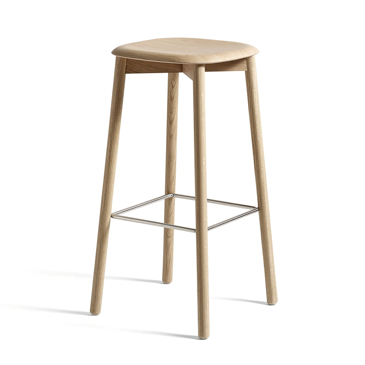 Soft Edge 32 Bar Stool By Hay