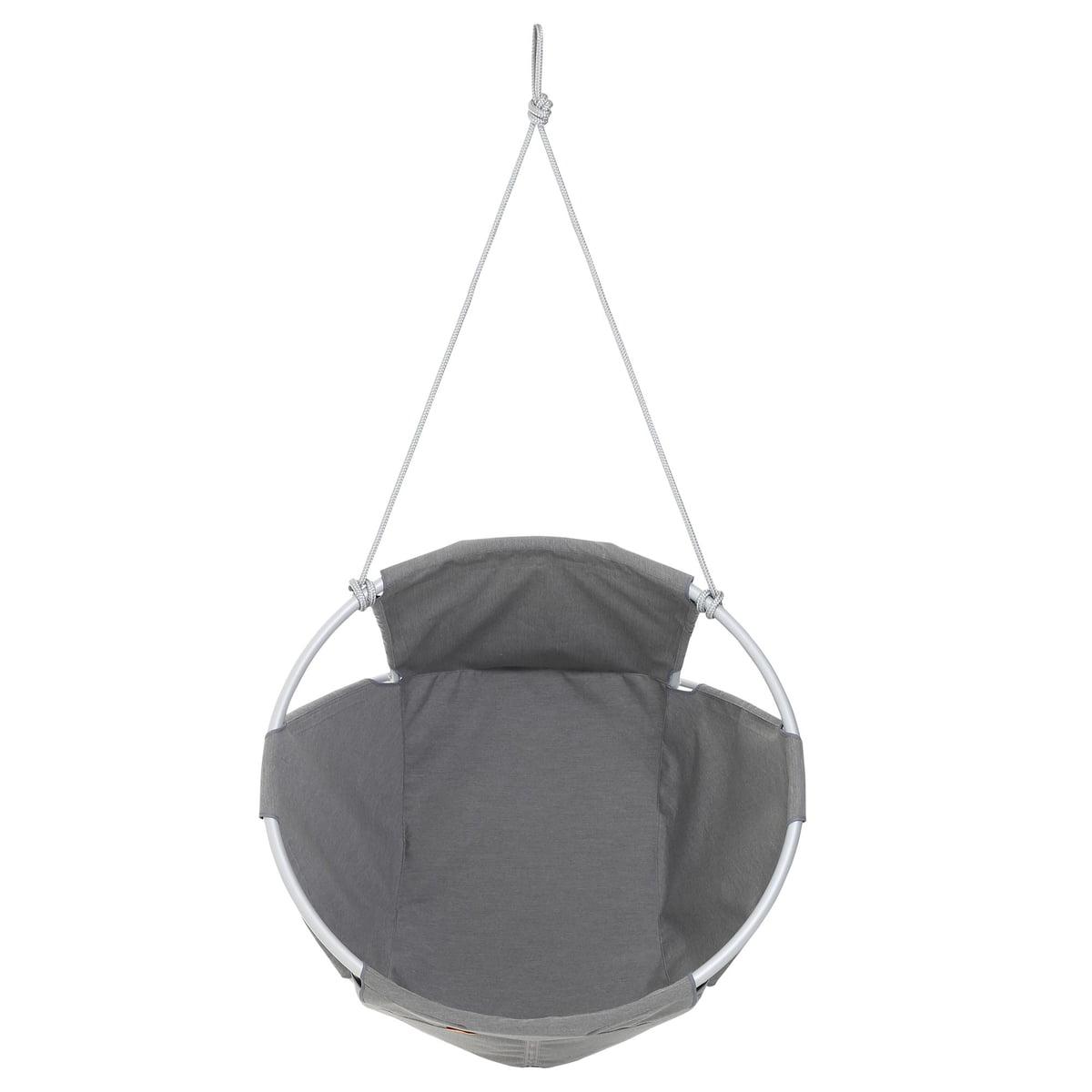 Cocoon chair outdoor - The Trimm Copenhagen Cocoon Outdoor Hang Chair In Grey