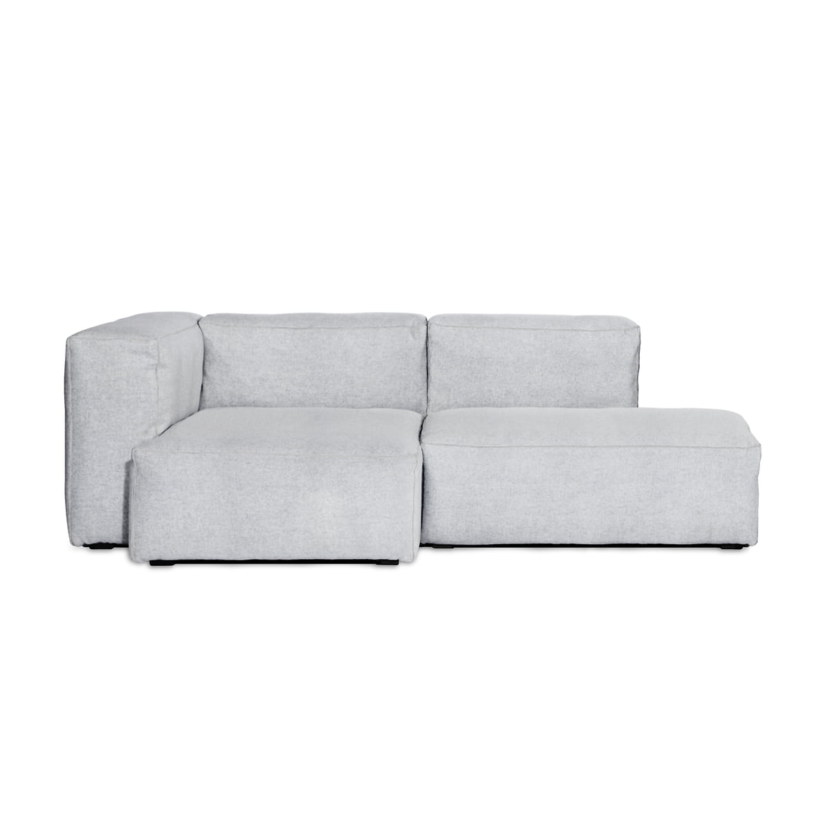 2 5 mags lounge sofa by hay for Sofa 2 sitzer