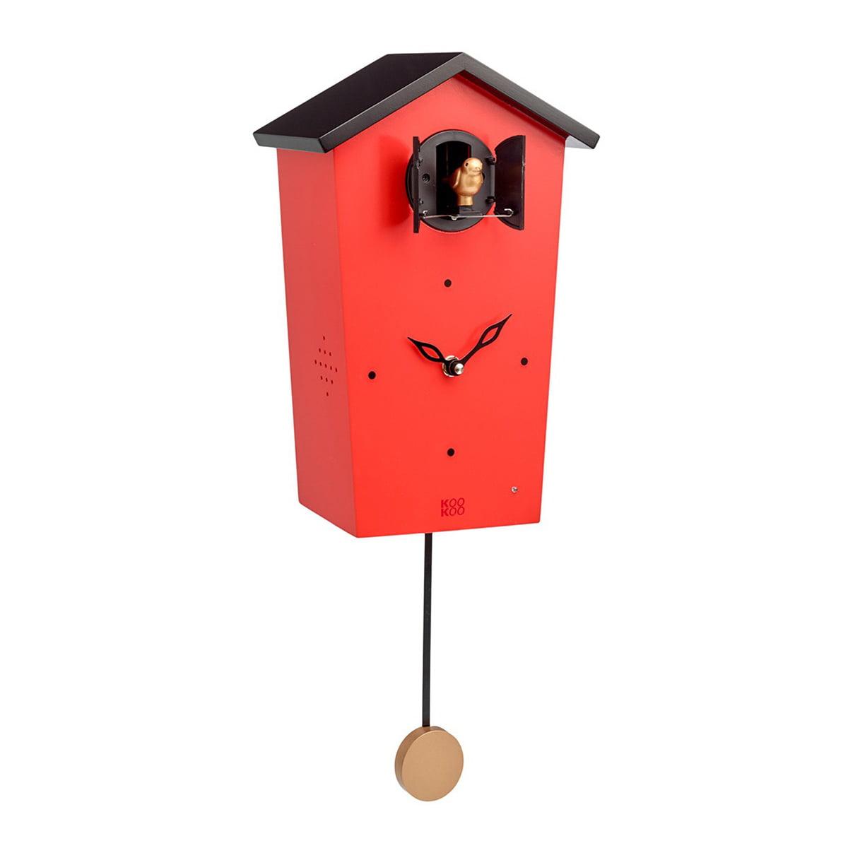 Birdhouse Bird House Cuckoo Clock By Kookoo