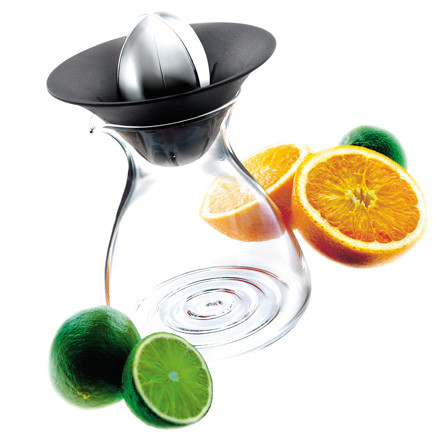 Citrus Press with Glass Carafe by Eva Solo