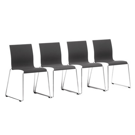 Sting 030 chair, standard black