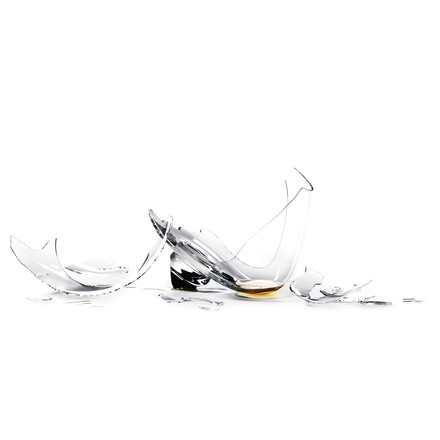 Normann Copenhagen - Cognac - Glass / Liqueur Glass