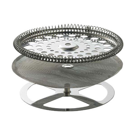 Replacement strainer for coffee maker