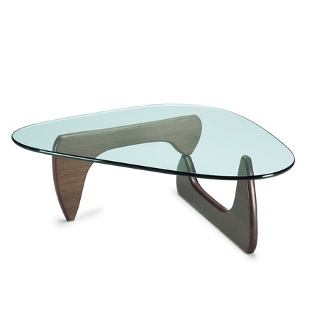 Vitra - Coffee Table in walnut