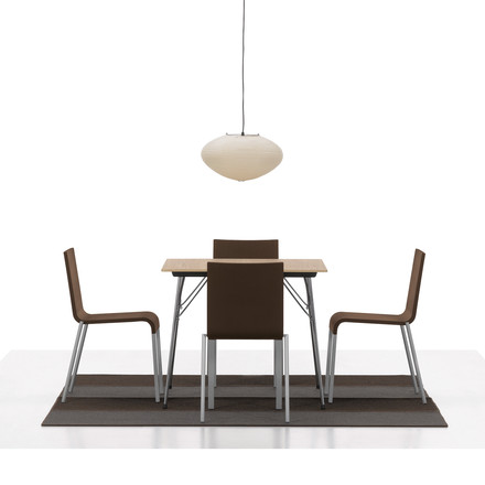 Vitra - Chair .03, group with dining table