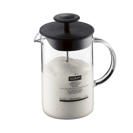 Bodum LATTEO - Milk Frother with glass handle