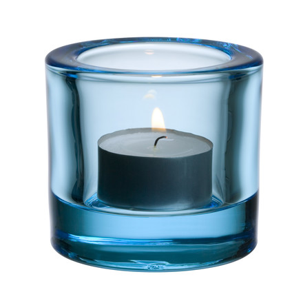 Kivi votive, lightblue