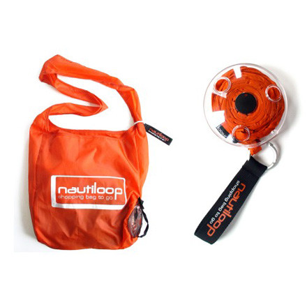 Nautiloop transparent-orange