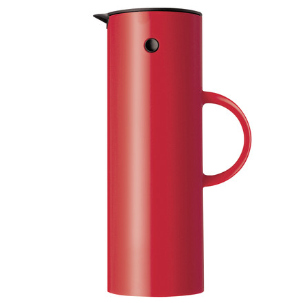 Thermos Jug 1l red