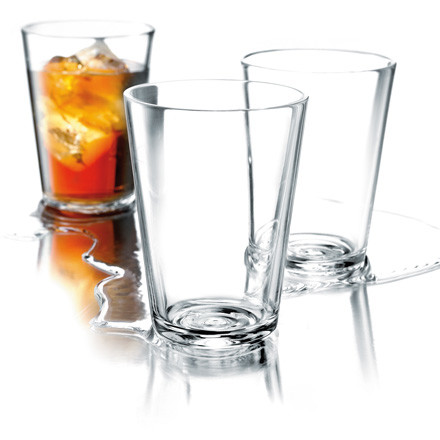 Gift package with 4 drinking glasses (38cl)