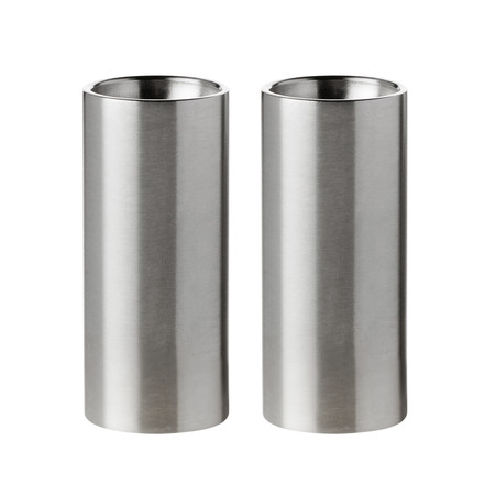 Stelton - salt and pepper casters (set of 2)