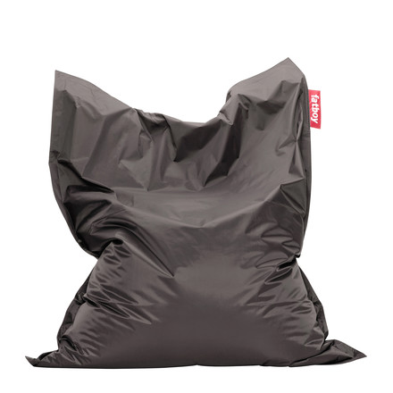 "fatboy ""original""- beanbag, dark grey"