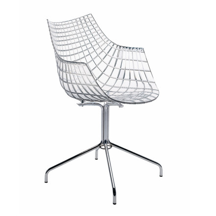 Meridiana Armchair - transparent