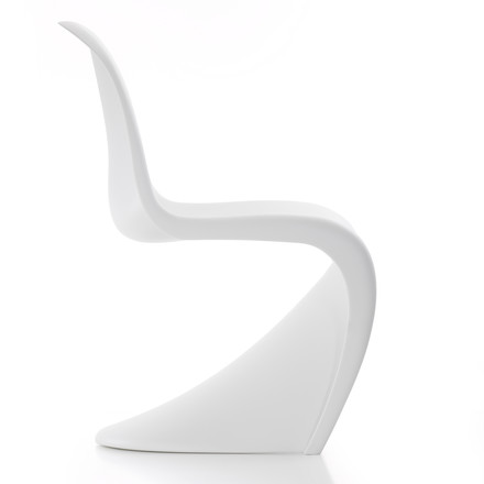 Panton Chair - white