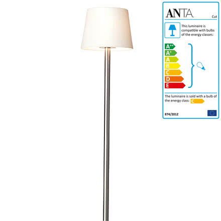 Cut Floor Lamp