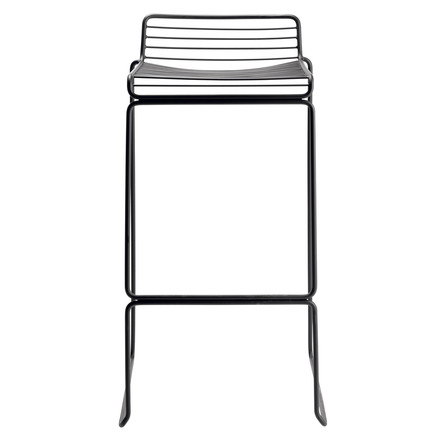 The Hay Hee Bar stool in black