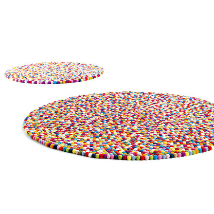 Hay Pinocchio carpet multi colour, 90 cm