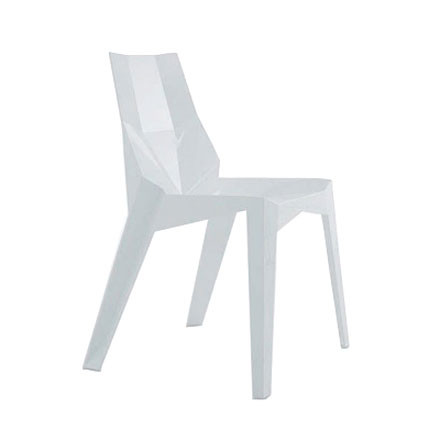 Poly Chair - white