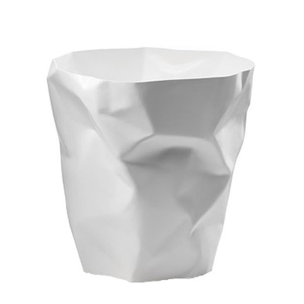 Essey - Bin Bin wastepaper bin in white