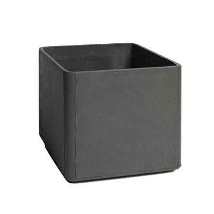 Eternit - Delta plant pot 45, anthracite