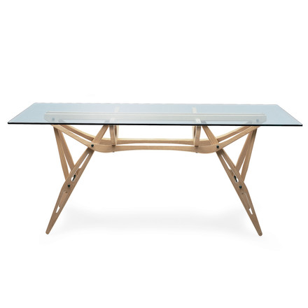 Zanotta - Reale Table - lateral image