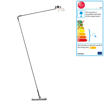 Absolut Lighting - Floor and Reading Lamp sensor dimmer