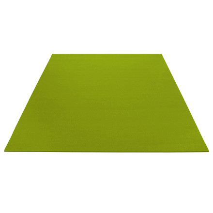 Hey Sign - Carpet rectangular, may green