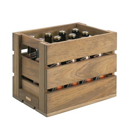 Skagerak Dania Beer crate with beer bottles