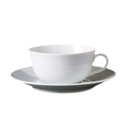 Fürstenberg Wagenfeld - Tea Cup set of 2 pcs., white