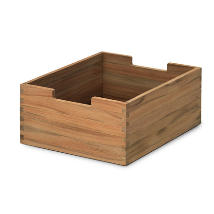 Skagerak - Cutter Box, teak wood, small