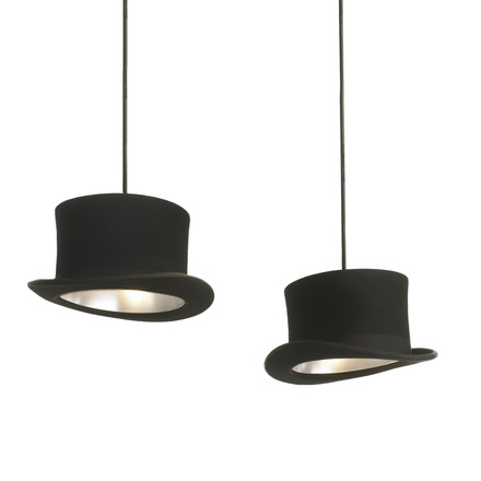 The Wooster pendant lamp designed by Jake Phipps