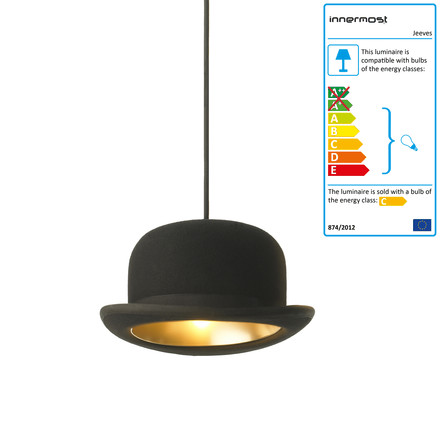 Innermost - Jeeves suspension lamp, single