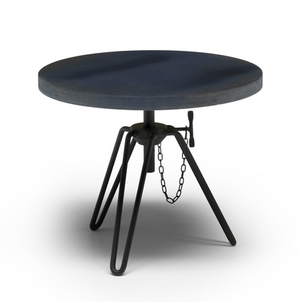 Diesel Overdyed Side Table