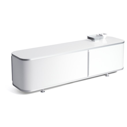 Wogg 18 Sideboard, white